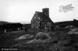 Old Church Of St Andrew 1923, Upleatham