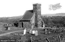 St Andrew's Church c.1960, Upleatham
