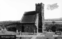St Andrew's Church c.1965, Upleatham