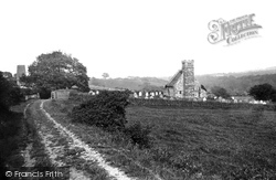 St Andrew's Church (Smallest Church In England) c.1885, Upleatham