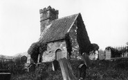 Upleatham, St Andrew's Church (Smallest Church In England) c.1885