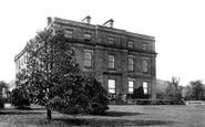 Upleatham, Upleatham Hall c1885