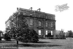 Upleatham Hall c.1885, Upleatham