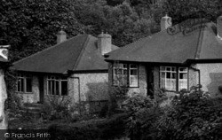Uplyme, Bungalows, Church Street c.1960