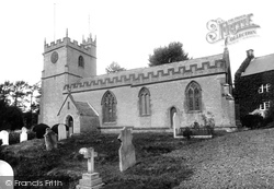 Uplyme, Parish Church Of St Peter And St Paul 1900