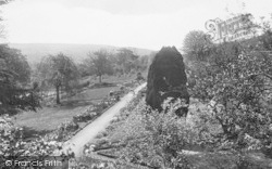 Uplyme, View From Harcombe House 1925