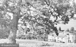 Uplyme, Village From The Railway c.1960