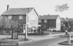 Upminster, Avon Road c.1960