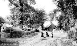 Upminster, Bird Lane Corner 1909