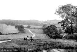Upminster, Common 1909