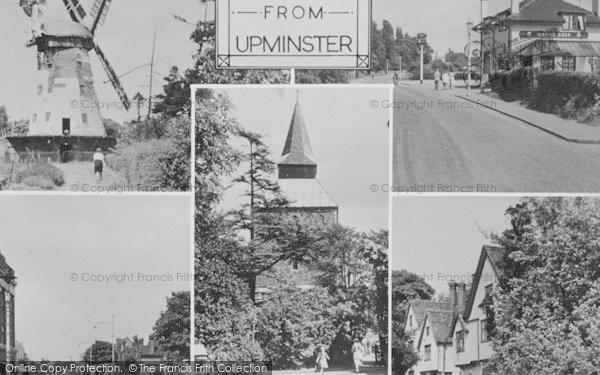 ,Upminster, Composite c.1950,