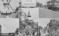 Upminster, Composite c.1950