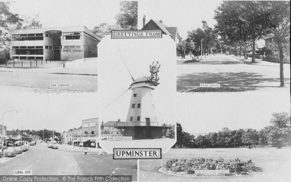 ,Upminster, Composite c.1965,