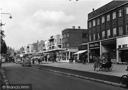 Upminster, Corbets Tey Road c.1949
