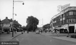 Upminster, Corbets Tey Road c.1955