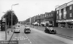 Upminster, Corbets Tey Road c.1960