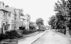 Upminster, Cranham Lane 1908