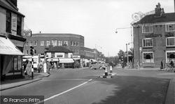Upminster, Cross Roads c.1960