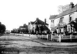 Upminster, Deyncourt Gardens 1909