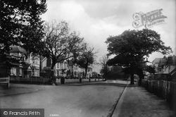 Upminster, Hall Lane 1908