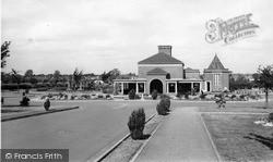Upminster, South Essex Crematorium c.1960