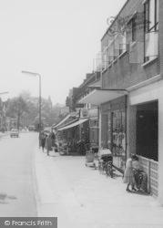 Upminster, St Mary Lane c.1960