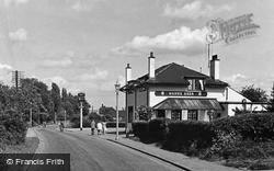 Upminster, St Mary's Lane c.1955