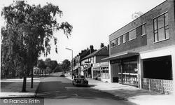 Upminster, St Mary's Lane c.1960