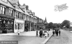 Upminster, Station Road 1908