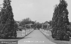 Upminster, The Gardens c.1955