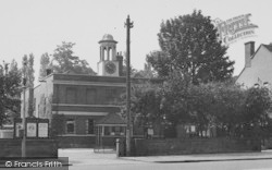 Upminster, The Library c.1955