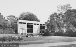 Upminster, The Library c.1960