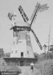Upminster, The Windmill c.1955