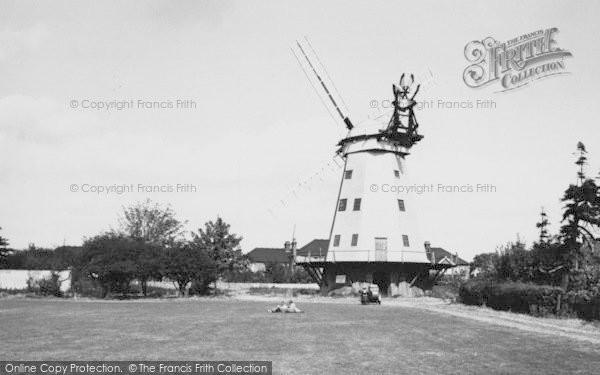 ,Upminster, the Windmill c1965, Essex,