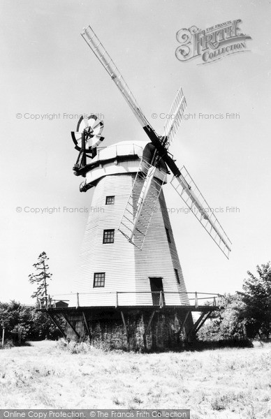 ,Upminster, the Windmill c1965, Essex,