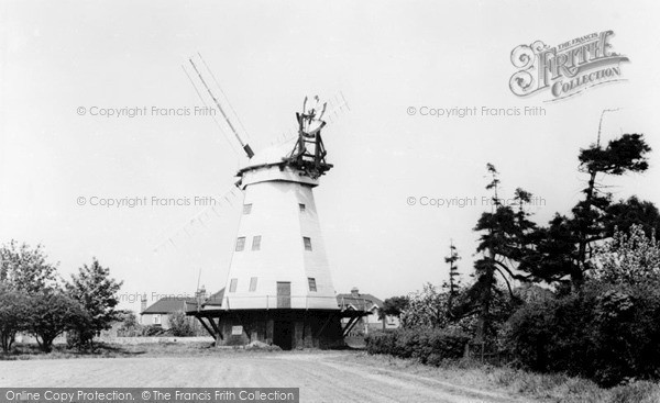 Photo of Upminster, The Windmill c.1965