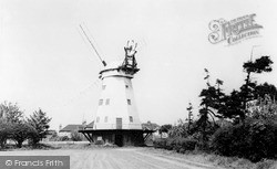 Upminster, the Windmill c1965