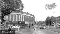 Upminster, Town Centre c.1960