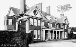 Upminster, Upminster Court 1909