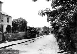 Upminster, Upminster Hill 1908