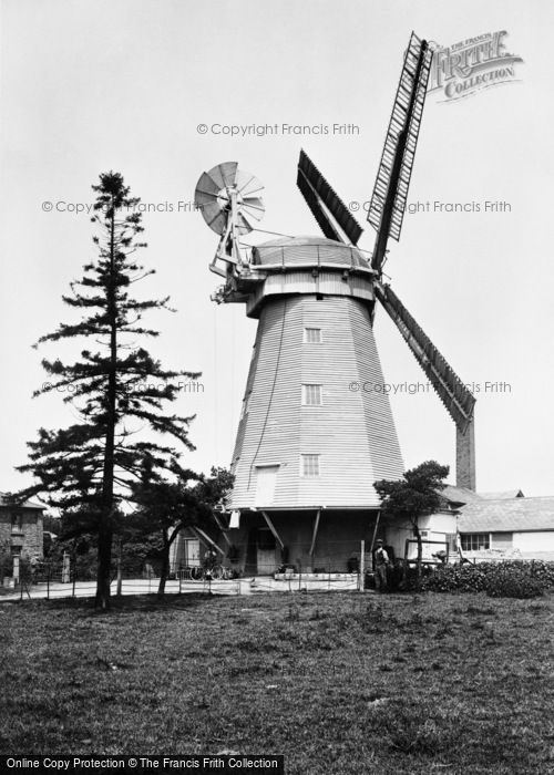 Upminster,Mill 1908,Greater London