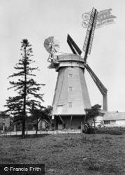 Upminster, Windmill 1908