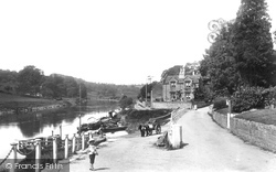 Upper Arley, Landing Stage 1910