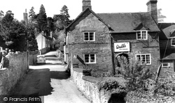Upper Arley, Old Post Office c.1960