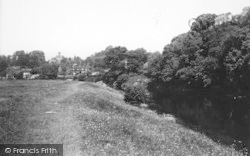 Upper Arley, On The Banks Of The Severn c.1939