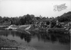Upper Arley, On The Severn c.1939