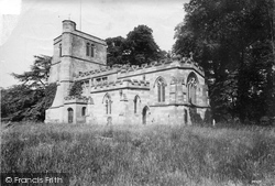 Upper Arley, St Peter's Church 1910
