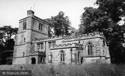 Upper Arley, St Peter's Church c.1960