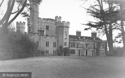 Upper Arley, The Castle c.1950