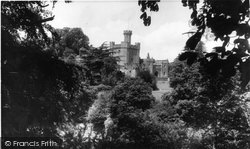 Upper Arley, The Castle c.1960